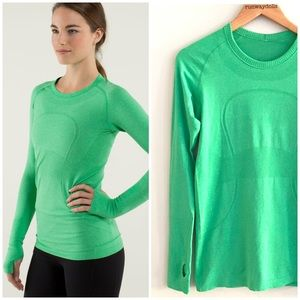 Lululemon | Swiftly Tech Long Sleeved Tee Size 8